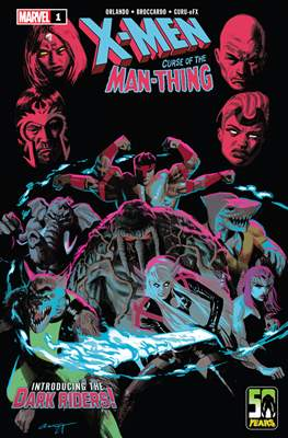 X-Men: Curse of the Man-Thing