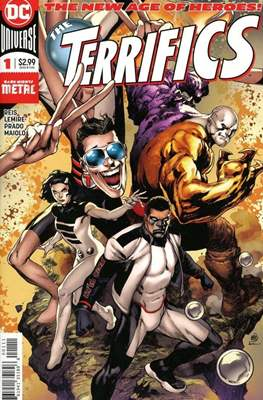 The Terrifics (2018) (Comic Book) #1
