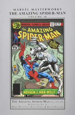 Marvel Masterworks: The Amazing Spider-Man (Tapa dura) #18