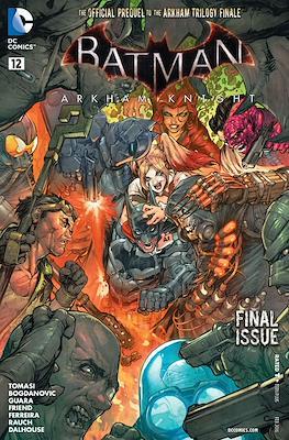 Batman Arkham Knight (Grapa) #12