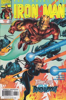 Iron Man Vol. 3 (1998-2004) #6