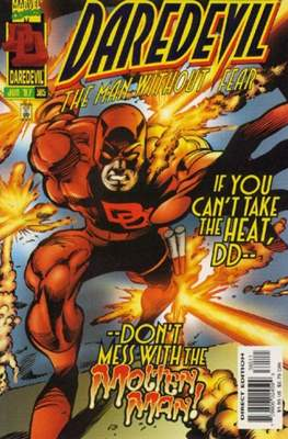 Daredevil Vol. 1 (1964-1998) (Comic Book) #365
