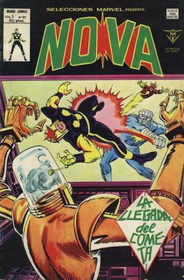 Selecciones Marvel (1977-1981) (Grapa 36-42 pp) #41