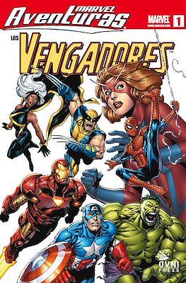 Aventuras Marvel - Los Vengadores (Tomo) #1