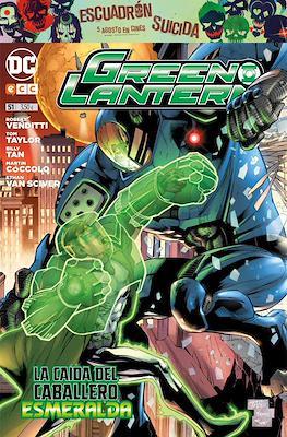 Green Lantern. Nuevo Universo DC / Hal Jordan y los Green Lantern Corps. Renacimiento #51