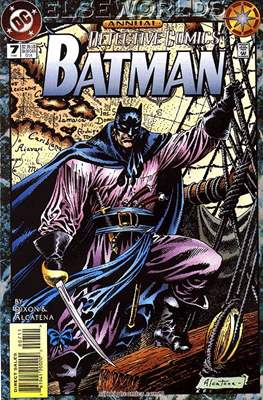 Detective Comics Vol. 1 Annual (1988-2011) (Comic Book) #7