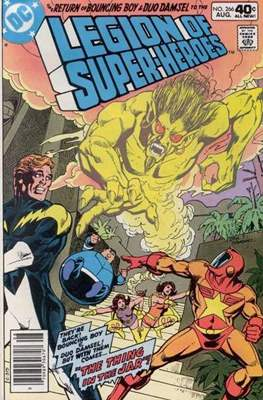 Legion of Super-Heroes Vol. 2 (1980-1987) #266