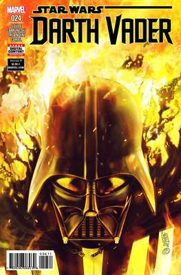 Star Wars: Darth Vader (2017) (Comic Book) #24