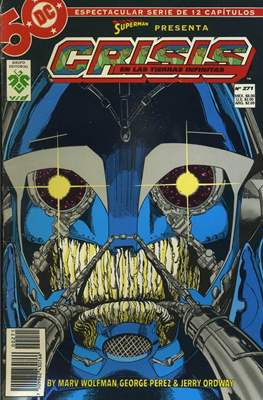 Supermán (1986-2001) (Grapa) #271