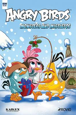 Angry Birds: Monsters and Mistletoe