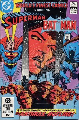 World's Finest Comics (1941-1986) (Grapa) #292