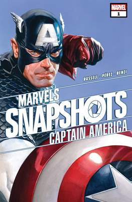 Marvels Snapshots: Captain America