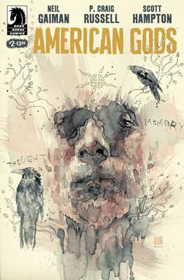 American Gods (Variant Cover) #2.2