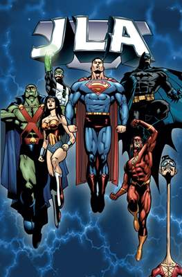 JLA Vol. 1 (1997-2006) The Deluxe Edition #6