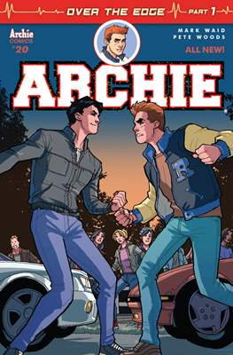 Archie (2015-) (Comic Book) #20