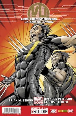 Los Vengadores: La Era de Ultrón (2013) (Grapa.) #5