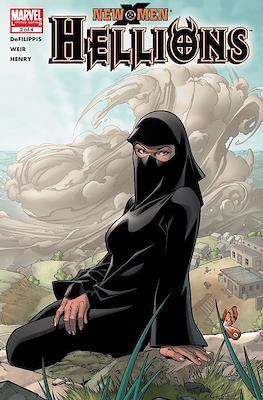 New X-Men: Hellions (Comic Book) #2