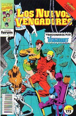 Los Nuevos Vengadores Vol. 1 (1987-1994) (Grapa 32 pp) #64