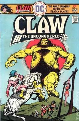 Claw the Unconquered Vol 1 #4