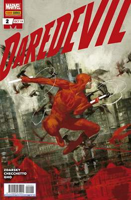 Daredevil (2019-) (Grapa) #2