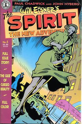 The Spirit. The New Adventures (Comic Book) #5