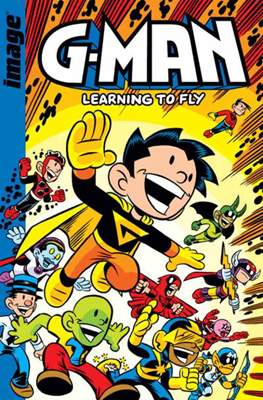 G-Man: Learning to Fly