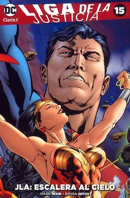 Liga de la Justicia (Rustica) #15