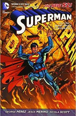 Superman Vol. 3 The New 52 (2011-2016)