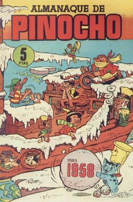 Almanaque de Pinocho para 1958