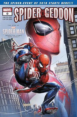 Spider-Geddon (Comic Book) #0