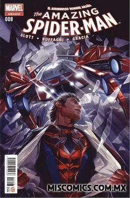 The Amazing Spider-Man (2016-2019) #8