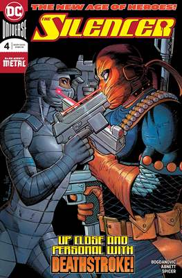 The Silencer (2018) (Comic Book) #4