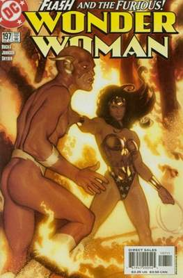 Wonder Woman Vol. 2 (1987-2006) (Comic Book) #197