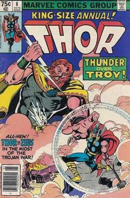 The Mighty Thor Annual (1966-1994) #8