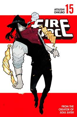 Fire Force (Paperback) #15