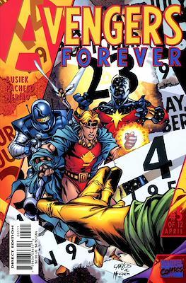 Avengers Forever (Comic Book) #5