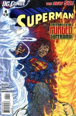 Superman Vol. 3 (2011-2016) #4
