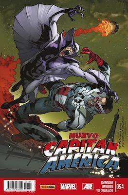 Capitán América Vol. 8 (2011-) (Grapa) #54