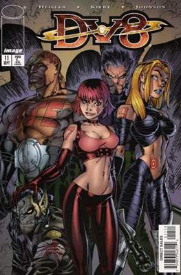 Dv8 (Comic Book) #11