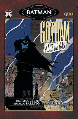 Batman: Gotham a luz de gas. Otros mundos (Cartoné 120 pp) #