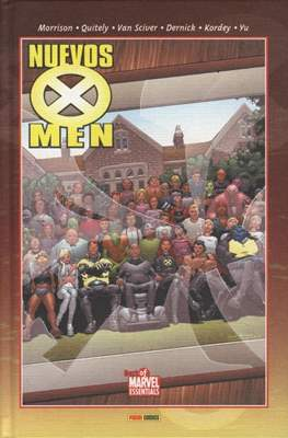 Nuevos X-Men. Best of Marvel Essentials (Cartoné.) #2