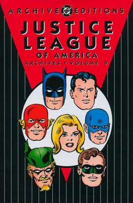 DC Archive Editions. Justice League of America (Hardcover) #9