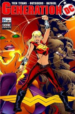 Generation DC (Broché) #4