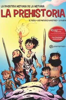 La divertida historia de la historia - La prehistoria #1