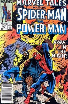 Marvel Tales (Comic Book) #207