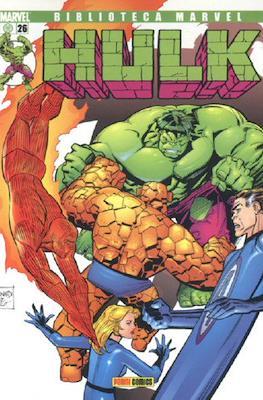 Biblioteca Marvel: Hulk (2004-2006) (Rústica 160 pp) #26