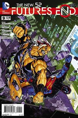 The New 52: Futures End (Comic-Book) #9