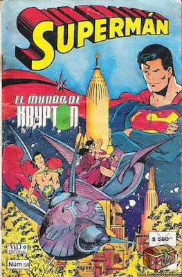 Supermán (1986-2001) (Grapa) #58