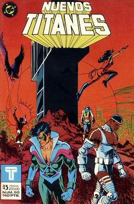 Nuevos Titanes Vol. 1 (1984-1988) (Grapa 40 pp) #50