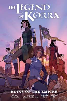 The Legend of Korra: Ruins of the Empire
